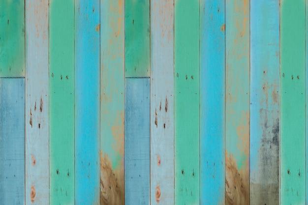 Retro pastelowe tekstury ścian drewnianych