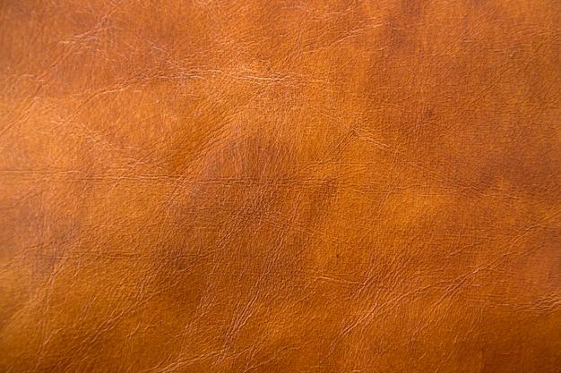Retro skórzany tekstura tło