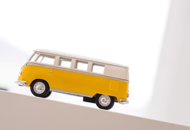 Retro stary samochodzik