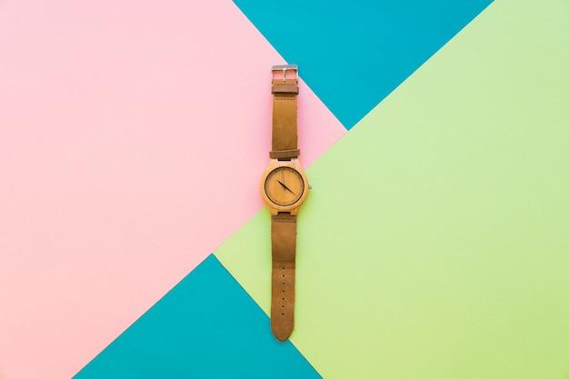 Retro zegarek na rękę