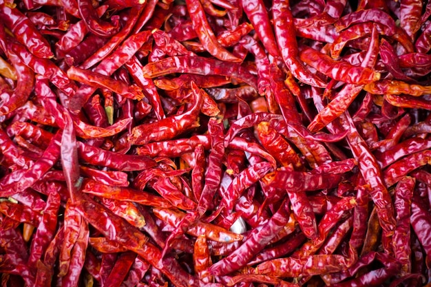 Rewolucjonistka suchy chili tekstury tło