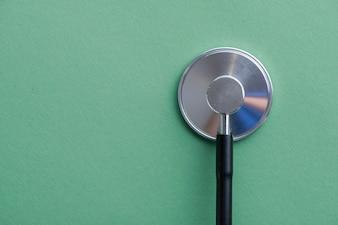 Rezonator metalu stetoskop