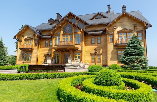 Rezydencja mezhigirya janukowycza