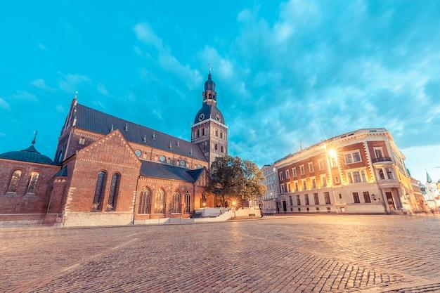 Rigas doms, katedra w rydze