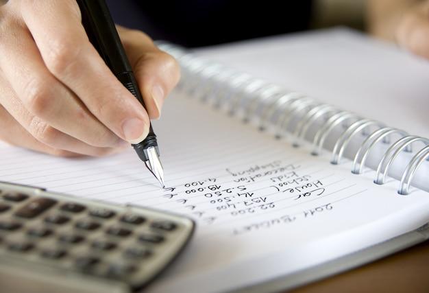 Robienie budżetu
