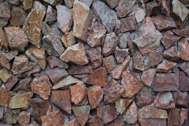 Rockowa kamienna abstrakcjonistyczna tło tekstura