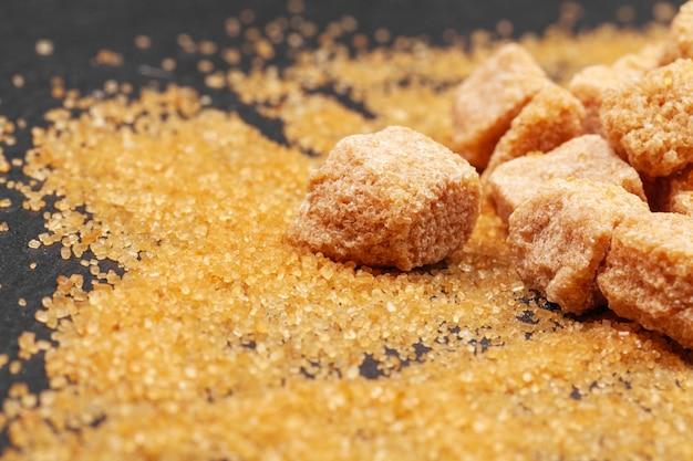 Rockowy cukier na zmroku zakończeniu up