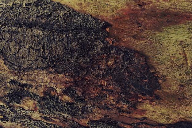 Rocznik stary brudny drewniany tekstury tło