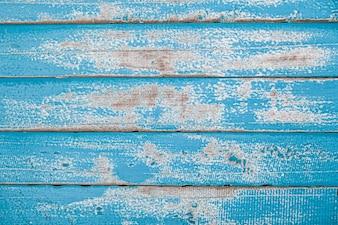 Rocznik tekstury błękitny drewniany tło