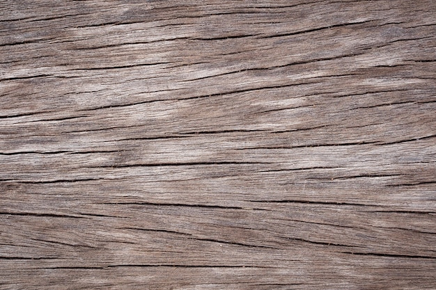 Rocznik tekstury brown drewniany krekingowy tło. zniszczony