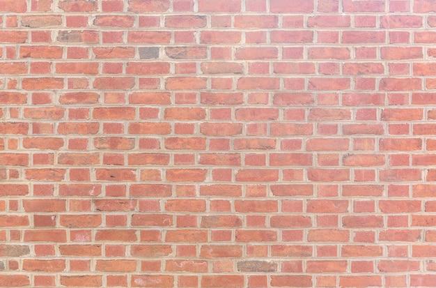 Rocznika ściana z cegieł