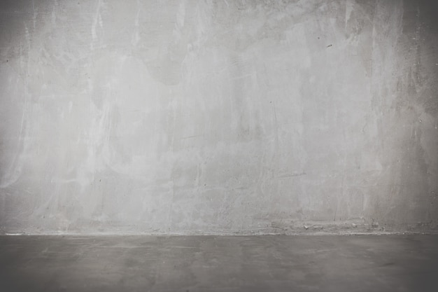 Rocznika styl betonowy izbowy tło.