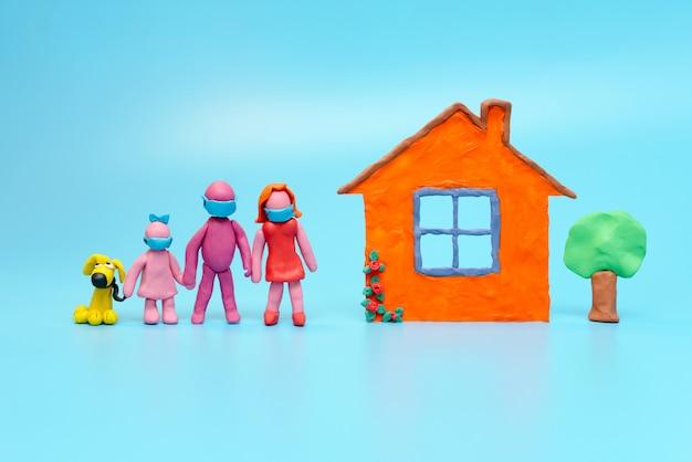 Rodzina chroni przed koronawirusem, grypą i innymi infekcjami