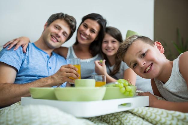 Rodzina je śniadanie
