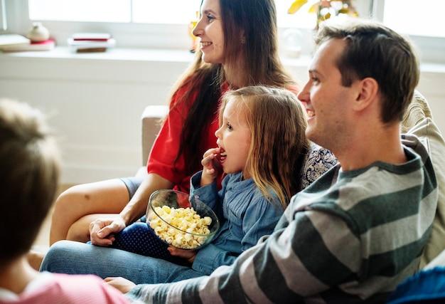 Rodzinne spędzanie czasu razem