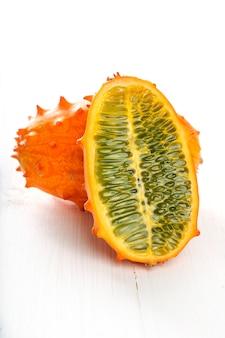 Rogaty melon