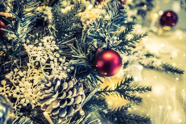 Rok tła archiwalne dekoracji zimowych