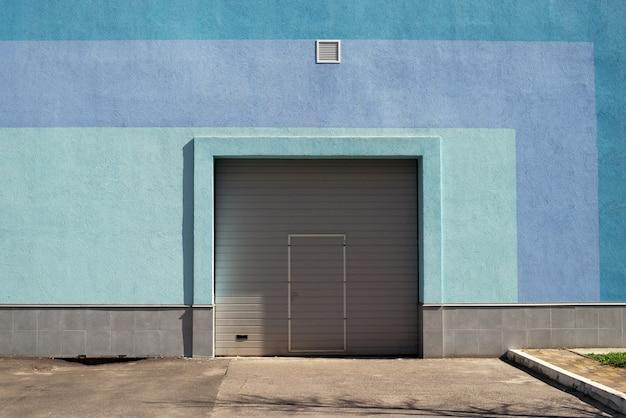 Rolety garażowe automatyczne elektryczna brama zwijana lub drzwi żaluzji pushup lub drzwi rolowane