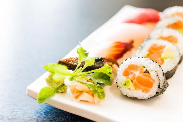 Rolka sushi