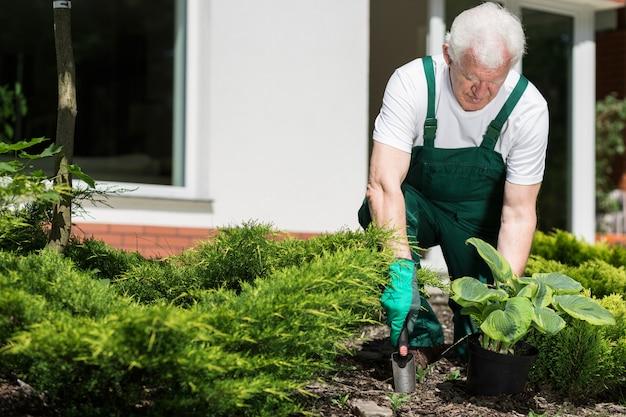 Rolnik ogrodnik