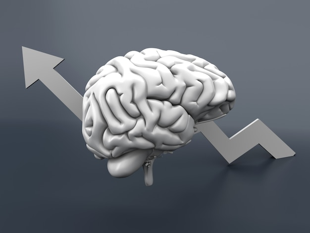 Rosnąca inteligencja, mózg