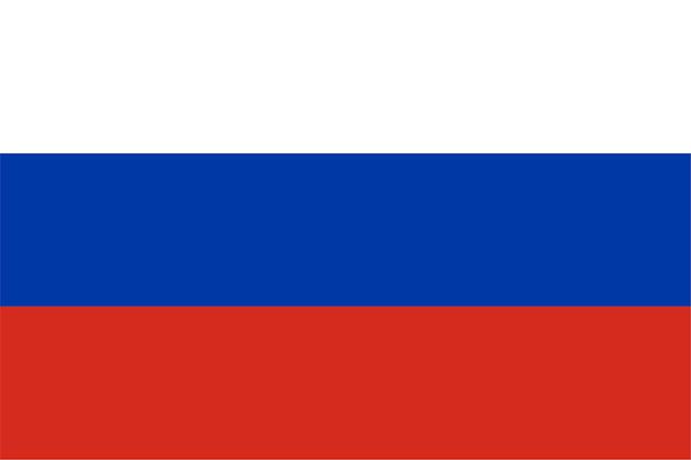 Rosyjska flaga rosji