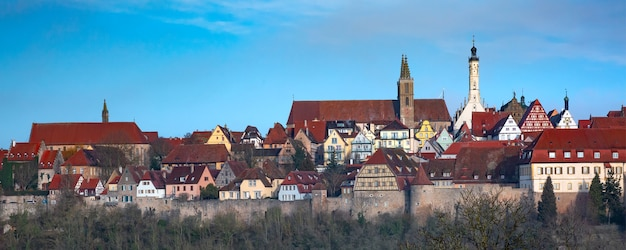 Rothenburg ob der tauber, niemcy