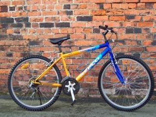 Rower - challenger repco, dziewczyna