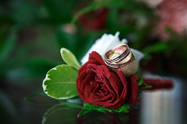Róża na ślub