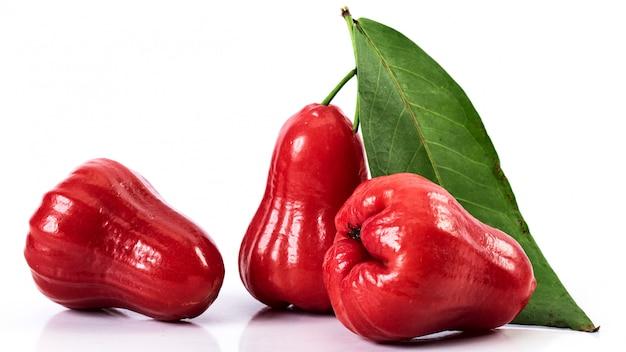 Różane jabłko lub chomphu