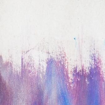 Rozmazywanie malowane streszczenie teksturowanej tło