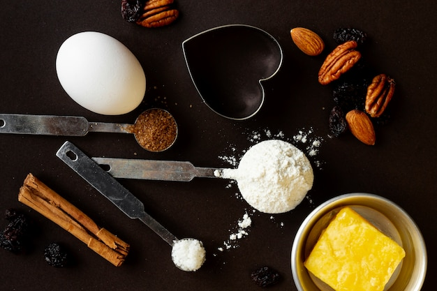 Rozmieszczenie akcesoriów kuchennych
