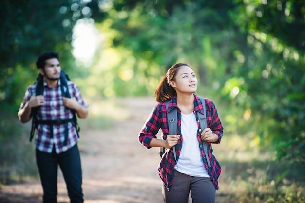 Rozmowy przyjemność trawa charakter podróży
