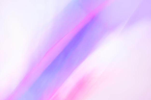 Rozmycie linii kwiatowej pastelowy fioletowy kolor tekstury tła