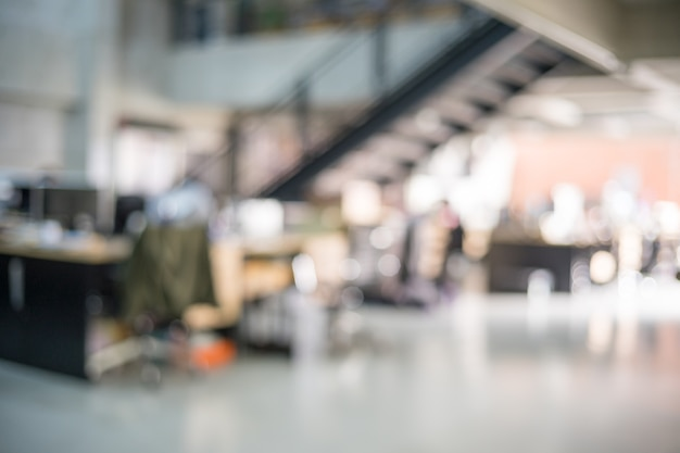 Rozmycie tła nowoczesnego biura