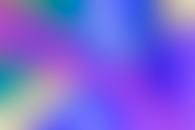 Rozmyty abstrakcyjny pop z żywymi kolorami podstawowymi