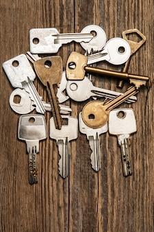 Różne klucze