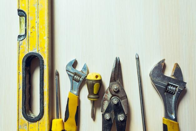Różne narzędzia pracy