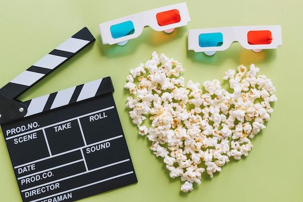 Różne obiekty filmowe