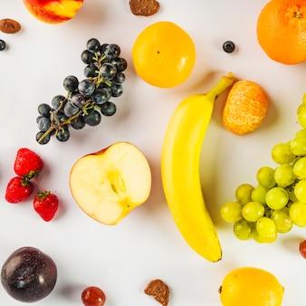 Różnorodność owoców