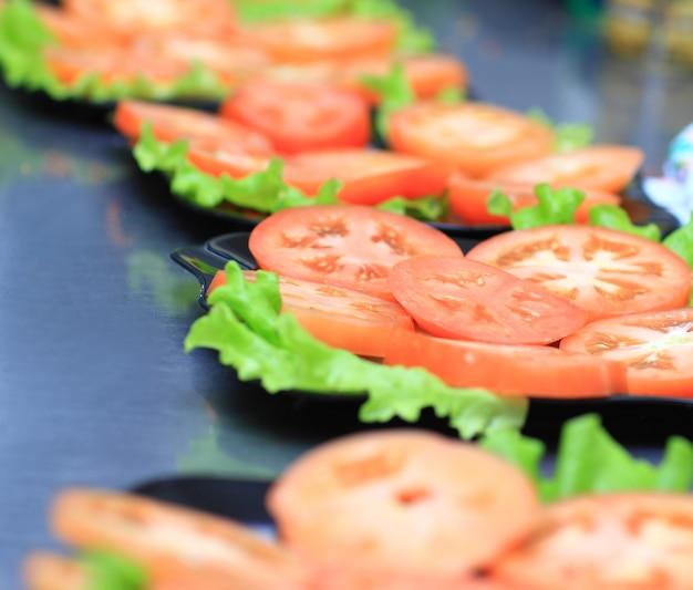 Różnorodność pysznych produktów kulinarnych