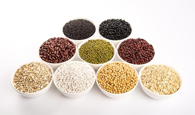 Różnorodność roślin strączkowych