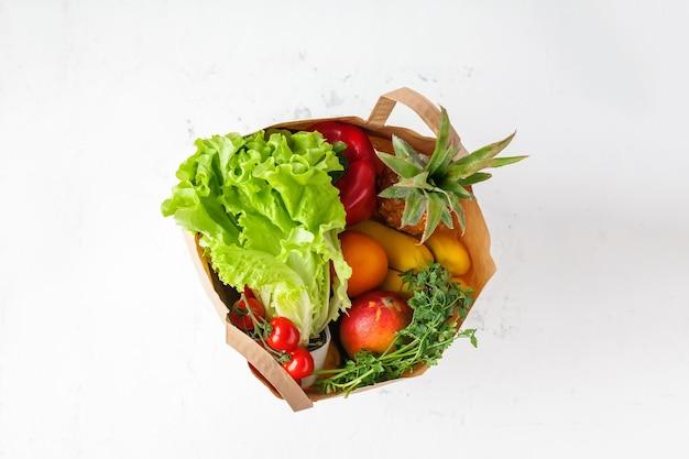 Różnorodność warzyw i owoców