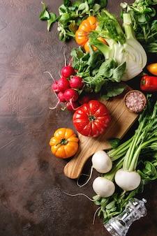 Różnorodność warzyw