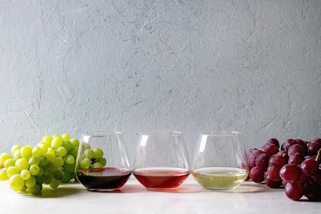 Różnorodność wina