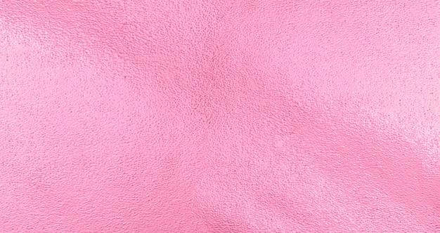 Różowa folia tekstury tła metalowe światło złote abstrakcyjne tło