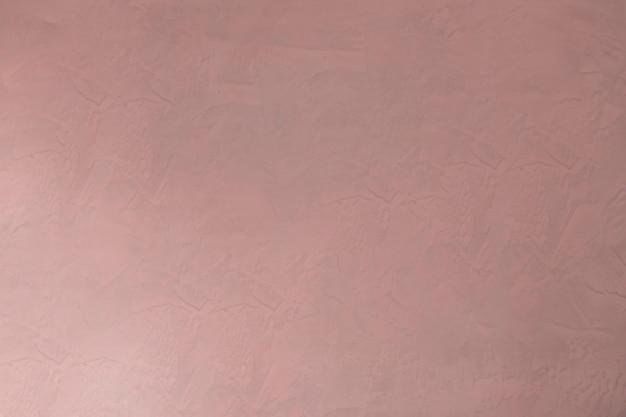 Różowa pozioma ściana betonowa, zbliżenie, kopia przestrzeń