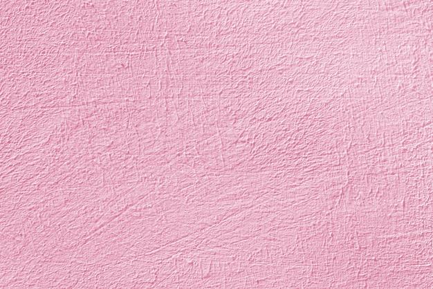 Różowa sztukateria tekstura. projektant wnętrz tło.