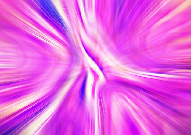 Różowe, fioletowe i niebieskie światło streszczenie tło