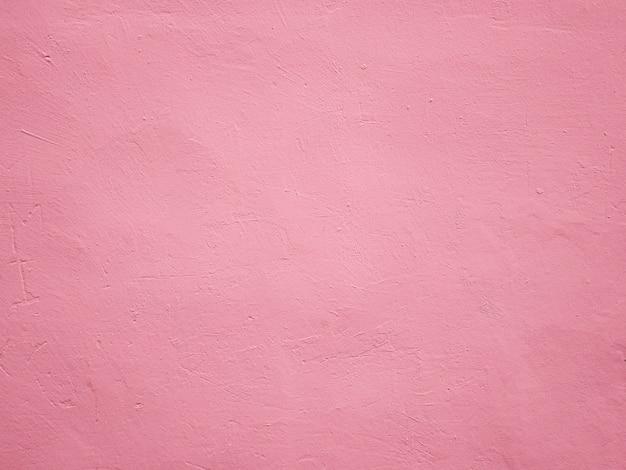 Różowe tło ściany
